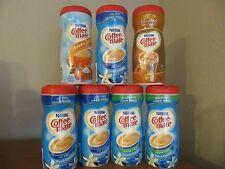 3 Lot Nestle CoffeeMate Creamer You Choose Flavors