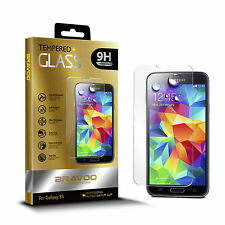 Premium Tempered Glass/HD Ultra Clear Screen Protector for Samsung Galaxy S5