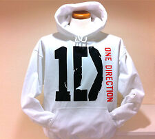 1D ONE DIRECTION HOODIE HOODED SWEATSHIRT OR T SHIRT YOUTH & ADULT SIZES ALL NEW