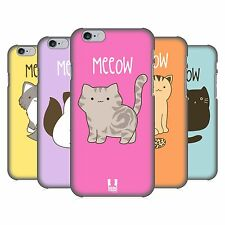 HEAD CASE DESIGNS KITTY CATS CASE COVER FOR APPLE iPHONE 6 4.7