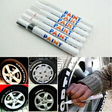 3 Colore Tyre Permanent Paint Pen Tire Metal Outdoor Marking Ink Marker 1pc