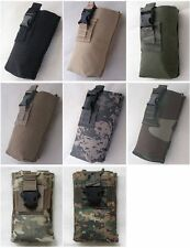 New Molle PRC 148 MBITR Radio Pouch 8 Colors--Airsoft