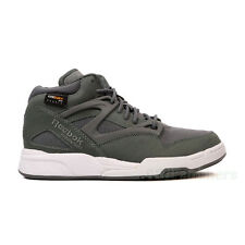 Reebok Pump Omni Lite Cordura (CYCLONE GREY/WHITE) Men's Shoes V52118
