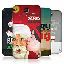 HEAD CASE CHRISTMAS CAROLS BATTERY BACK COVER FOR SAMSUNG GALAXY MEGA 6.3 I9200
