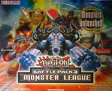 YuGiOh BP03 Monster League Common Monster Cards 1st Edition Choose from list