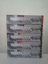 10 x Joico Vero K-Pak AGE DEFY Color 74ml (TRACKING NUMBER)