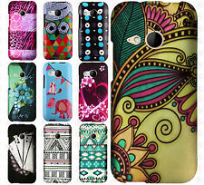 For Verizon HTC One Remix Rubberized HARD Protector Case Snap On Phone Cover