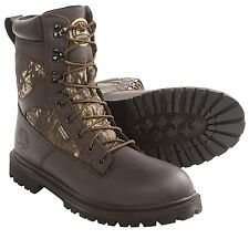 Irish Setter Waterproof Hunting Shooting Boots Leather Camo Thinsulate RRP £150