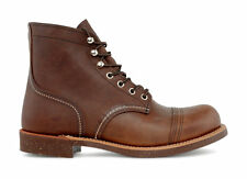RED WING HERITAGE 8111 EE WIDTH IRON RANGER MEN BOOT MADE IN THE USA