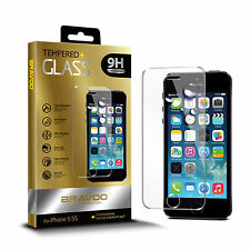 HD Ultra Clear/Anti Glare/Premium Tempered Glass Screen for Apple iPhone 5/5C/5S