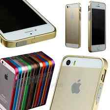New Ultra thin 07mm Metal Aluminium Frame Bumper Case For Apple iPhone 4 4s 5 5s