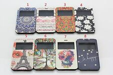 LUXURY Slim WALLET Painting Leather flip case cover For IPHONE 6