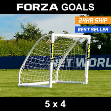 5 x 4 FORZA MATCH Football Goal - The Ultimate Goal *Free Delivery*