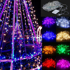 100/200/300/400/500 LED String Fairy Light Lamp Christmas Party Deco Waterproof
