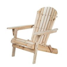 LIVING ACCENTS MPG-ACE10FR FOLDING ADIRONDACK CHAIR NEW AUTH DEALER