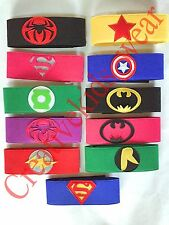 Superhero belts KIDS Costume hero Play time dress up UNISEX One size fits all