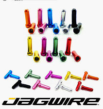 JAGWIRE Bicycle Bike Cable End Caps tips for Brake and Derailleur inner cable