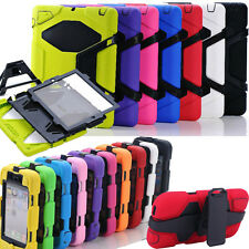 Heavy Duty Military Tough Shock Proof Hard Case Cover for Mobile Phones Tablets