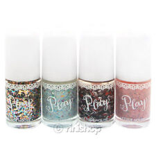 [ETUDE HOUSE] Play Nail Glitter Nail Polish rinishop