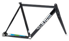 Mash Histogram Cinelli, Black, Frame adn Fork With Headset
