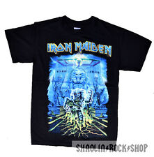 Iron Maiden Shirt Somewhere Back In Time World Tour 2008 Event Licensed Official