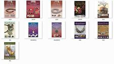 Beading Book - Choose from kumihimo, chain maille, loom, super duos and more