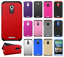 HTC Desire 510 HARD Astronoot Hybrid Rubber Silicone Case Cover + Screen Guard