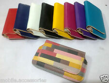 100% Brand New PU Side Leather Flip Flap Cover Pouch Case for Sony Xperia ZR - M