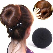 Wholesale Easy Hair Maker Tool Donut Styling Bun Ring Shaper Former Sponge NEW B