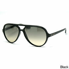 Ray-Ban Men's RB4125 Cats 5000 Sunglasses