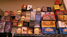 Empty Magic the Gathering Fat Pack Box - MTG Storage Deck Box NEW Card CCG TCG