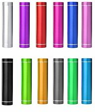 2600mAh USB Portable External Mobile Battery Charger Power Bank For Mobile Phone