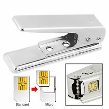 Universal Cutting Edge Micro Sim Card Cutter for Phones Tablets