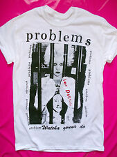 PUNK ROCK t-shirt with seditionaries sex pistols muslin pic problems? BOY punk