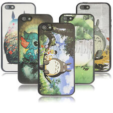 My Neighbor Totoro design Cover case for Apple iphone 4 4s A0151