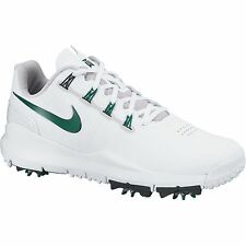 Nike TW '14 Masters Golf Shoes White/Pine Green LIMITED EDITION