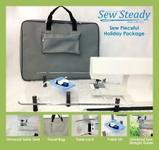 Pfaff Sew Steady Pieceful Extension Table Package - 18 x 24, Choose Model