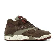 Reebok Court Victory (Grizzly Brown/Nutmeg/Roast/White) Men's Shoes J94307