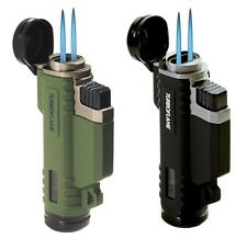NEW Turboflame TWIN JET FLAME Lighter/Blowtorch  NEW