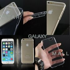 Apple iPhone 6 / 6S 4.7 case TPU Ultra-thin Transparent Crystal Clear Hard Cover