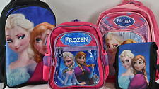 Frozen Disney Elsa Anna Backpack Rucksack Bag NEW UK STOCK