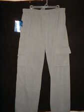 2 PAIR OF HEAVYWEIGHT CARGO SWEATPANTS FOR $20