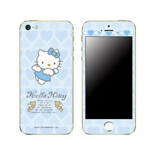 Skin Decal Stickers iPhone 6 Plus Universal Mobile Phone Blue Angel Hello Kitty