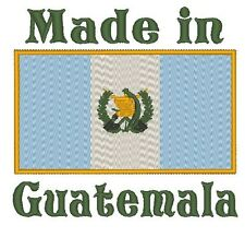 Made In Guatemala. Guatemala Flag Carter's Baby Bodysuit