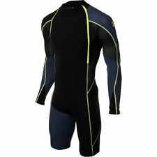 Men's Under Armour Greyton Compression Suit Triathlon/Cycling/Surf Size Medium