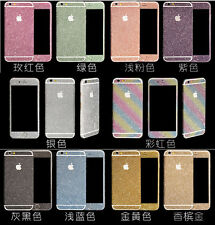 """For  iPhone 6 Plus 5.5"""" Sparkling Case Skin Cover Sticker Protector Hot Sale"""