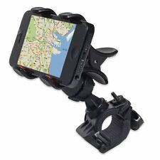 Digits USA High Quality Dual Grip Handlebar Bike Mount Holds Phones GPS iPod