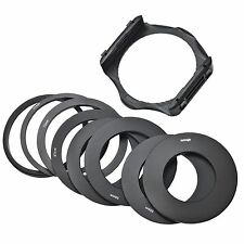 Aluminum  Adapter Ring Filter holder 52/55/58/62/67/77/82mm for Cokin P serie-A3