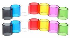 Replacement Glass Tank Color Acrylic Pyrex for Various RBA Atomizers - US Seller