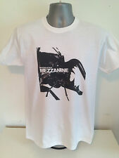 MASSIVE ATTACK T-SHIRT MEZZANINE Portishead Tricky Unkle Faithless Prodigy Moby